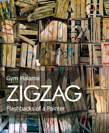 Gym Halama Zigzag Flashbacks of a painter